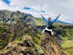 Srećan planinar