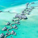 Maldivi koji spada u Egzotične destinacije za medeni mesec