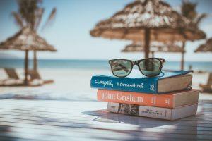 Plaža i knjige