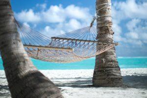 Pejzaž na plaži