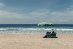 Prazna plaža